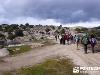 Puentes del Río Manzanares;viajes turismo activo;caminar rápido